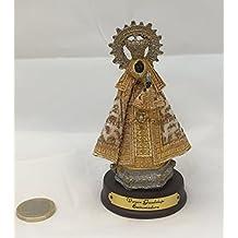 Virgen de Guadalupe Extremadura (12 cm. Alto)