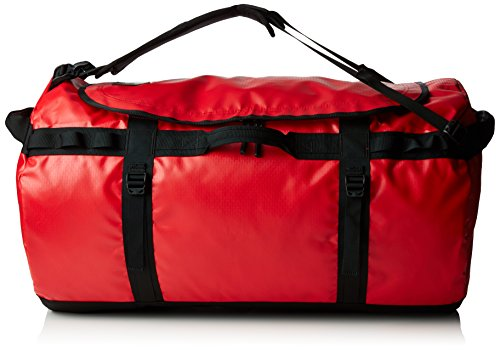 North Face Base Camp Borsone, Rosso (Tnf Red/Tnf Blk), Taglia