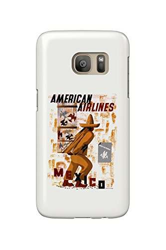 american-airlines-mexico-vintage-poster-artist-kauffer-usa-c-1948-galaxy-s7-cell-phone-case-slim-bar