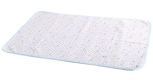 Einzigartige Baby-Home Reise-Urin-Auflage Abdeckung Pad ändern 70 * 50cm, Blau