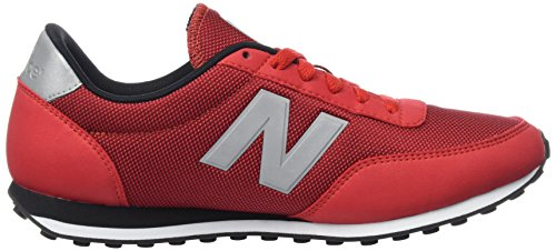 New Balance 487391 60, Sandales Bout Ouvert Mixte Adulte Rouge (Red/610)