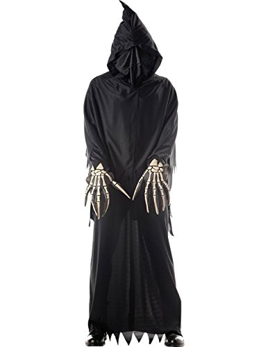 Grim Reaper Deluxe Costume Child