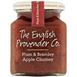 English Provender Co. Plowmans Ciruela Y Chutney De Manzana Bramley (300g)