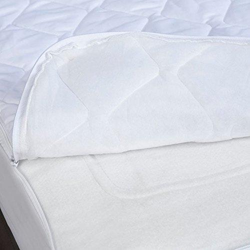 Silentnight Comfort Control Heated Mattress Cover, King