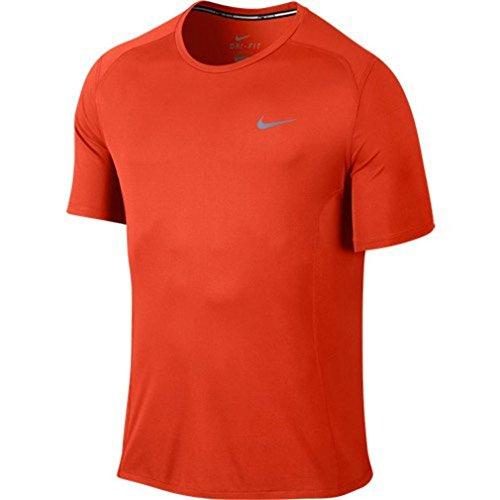 NIKE Veste à capuche et fermeture Éclair en velours pour Femme Orange - orange