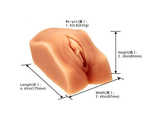 Realistische Pussy Masturbatoren mit Vibration Egg 3D TPE Vagina und Arsch Liebes Puppe Masturbator Sex Spielzeug für Männer Masturbation