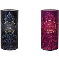 Shearer Candles Duftkerze Säule Twin pack-amber Noir, Weihrauch und Myrrhe, Wachs, sortiert, 26x 19x 10cm preisvergleich bei billige-tabletten.eu