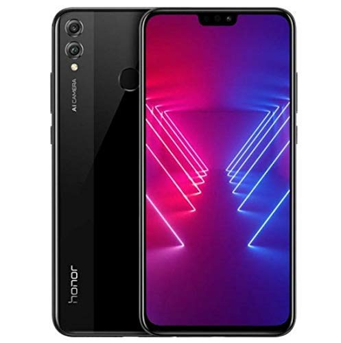 Honor View 10 Lite Smartphone from 128 Gb, Tim Brand, Black