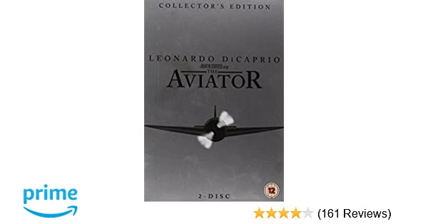 The Aviator Collector S Edition Steelbook Amazon De Leonardo