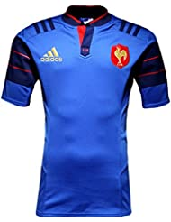 FFR H PERF JSY M BLE - Maillot Rugby France Homme Adidas