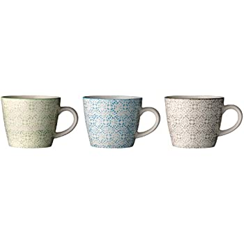 Bloomingville Becher Isabella (4 St.) / Keramik