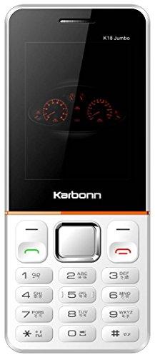 Karbonn K18 (White Black)
