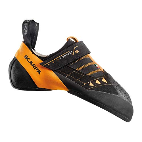 Scarpa Instinct VS Climbing Shoes Herren Black Schuhgröße EU 42,5 2019 Kletterschuhe