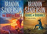 Stormlight Archive Set Books 1 and 2 'Way of Kings' and 'Words of Radiance' Hardcover