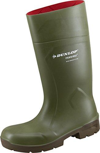 Dunlop , Chaussures de sécurité pour homme Vert - Vert