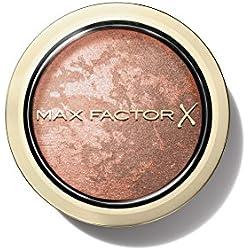 Max Factor Compact Blush Alluring Rose 25 - Marmoriertes Rouge für den perfekten Glow - Multitonales Puder Blush - Farbe Braun-Gold - 1 x 2 g