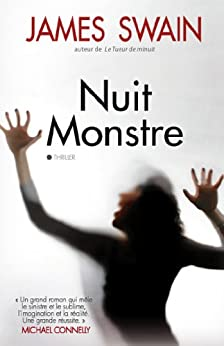 Nuit monstre (Thriller) (French Edition) by [Swain, James]