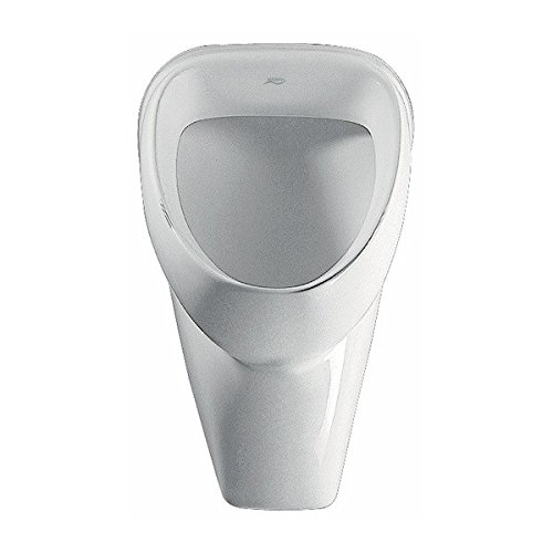 Keramag Aller Urinal Zulauf von hinten Abgang nach hinten weiß
