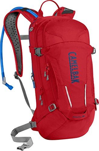 CamelBak 1115602900 - Bolsa de agua para mochilas, 47 x 27 x 23 cm, color rojo