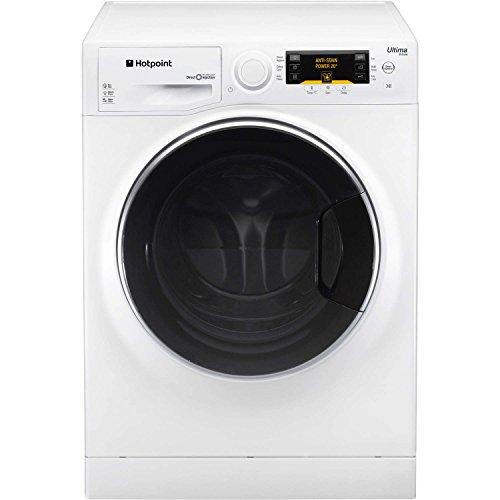 Hotpoint RPD10477DD Ultima S-Line 10kg 1400rpm Freestanding Washing Machine White