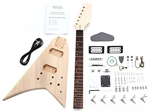 Rocktile DIY RR Bausatz E-Gitarre (