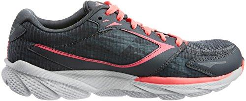 Skechers - Scarpa da corsa, , taglia (black pink)