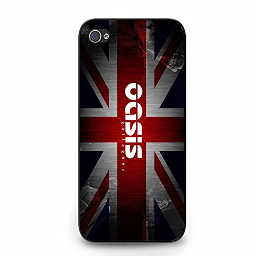 Guitar-Pop Band Oasis Cover Shell Fashion Vintage Alternative Pop Rock Roll  Band Oasis 3fb7159814d3