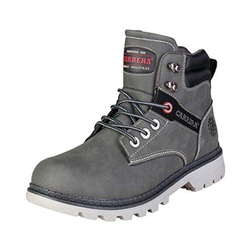 Carrera Jeans NEBRASKA_CAM721025 Stivaletti Uomo Grigio