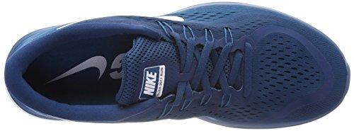 Scarpe Verde Abisso 405 B Uomo Ginnastica Flex Nike 2017 Rn Blu Bianco Blu Da forza C4tZqUW