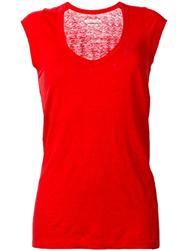 isabel-marant-t-shirt-donna-ts033317p027e70rd-lino-rosso