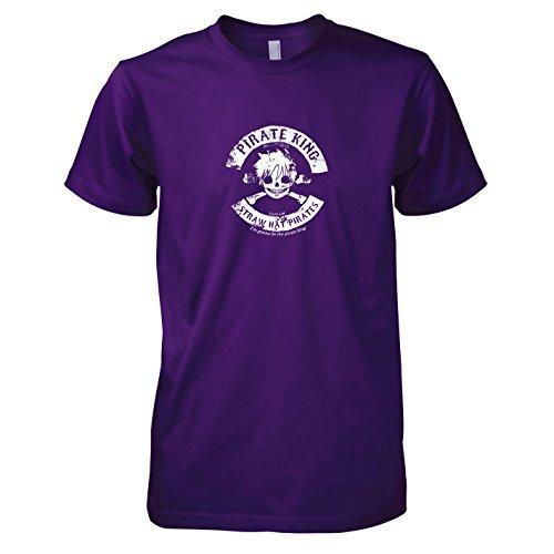 TEXLAB - Pirate King - Herren T-Shirt, Größe XXL, ()