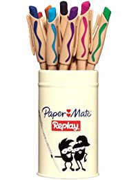 Papermate Replay 12pc(s) - ballpoint pens (Multicolour, 1 mm, 12 pc(s))
