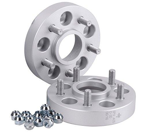 Hofmann Distanziali in alluminio 30mm Pro Parabrezza/60mm Pro asse incl. Adattatore gutachten