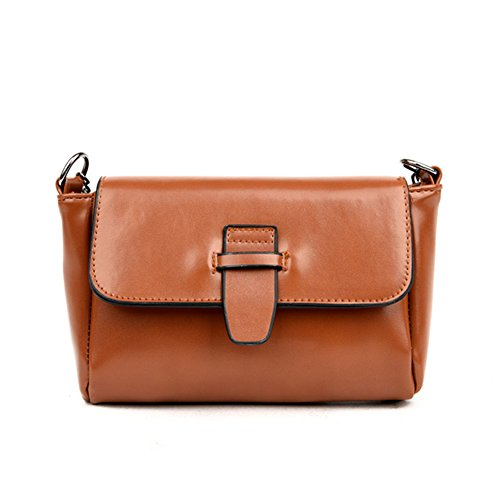 La versione coreana di borsa catena Joker/borsa a tracolla Incline/ pacchetti quadrati piccoli retrò-A A