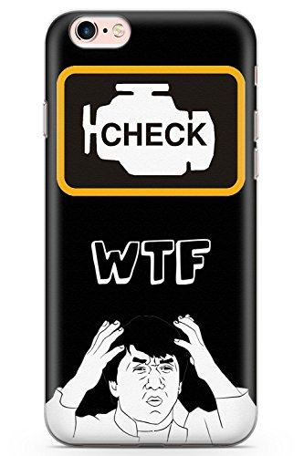 Case Warehouse iPhone 6 / 6s Motor Prüfen Schutz Gummi Handyhülle TPU Bumper Komisch JDM Tuning Jackie Chan Meme