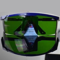 YUNFEILIU Gafas De Soldar/Gafas De Soldadura Por Arco De Argón/Gafas De Luz