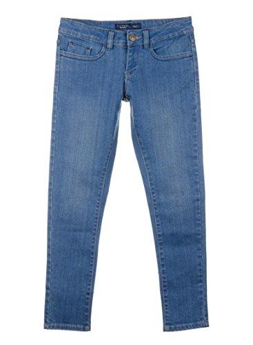 Tiffosi -  Jeans  - Attillata  - ragazza blu 8 anni