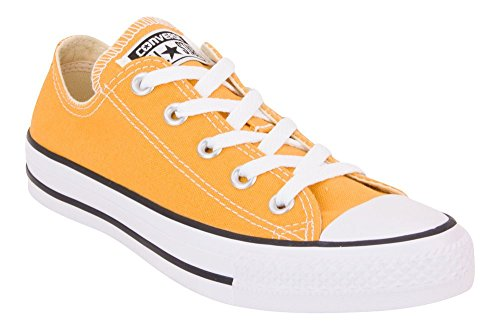 Converse All Star Ox Canvas Seasonal, Sneaker, Unisex - adulto Giallo