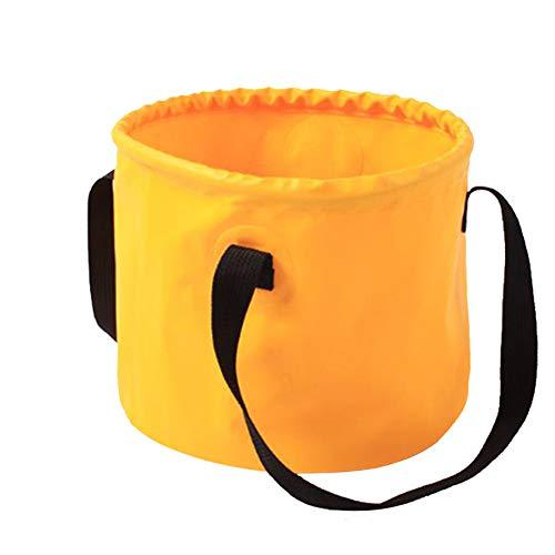 BAIJ Tragbarer faltender Eimer-kampierender Wasserspeicher-Behälter 20L für das Autowäsche-Reisen das Wandern, das Fischen