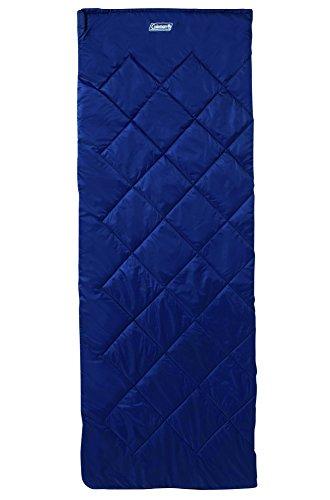 Coleman Schlafsack Durango, dunkelblau (210 x 80 x 5 cm) (Coleman Schlafsack Blau)