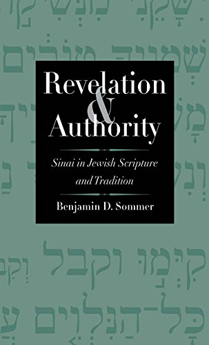 Revelation and Authority: Sinai in Jewish Scripture and Tradition (The Anchor Yale Bible Reference Library) (English Edition)