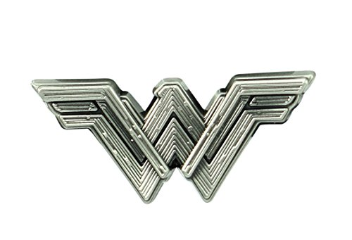 Mickey Mouse Pin - DC Comics - Wonder Woman Film-Logo Zinn - Lizenzprodukt 45739 -