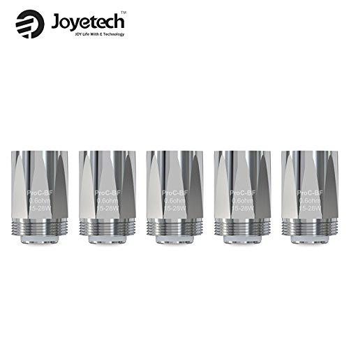 Confezione da 5 resistenze ProC-BF 0.5ohm CuAIO / Cubis2 - Joyetech - senza tabacco senza nicotina