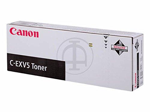 Preisvergleich Produktbild Canon IR 1600 f (C-EXV 5 / 6836 A 002) - original - 2 x Toner schwarz - 7.850 Seiten