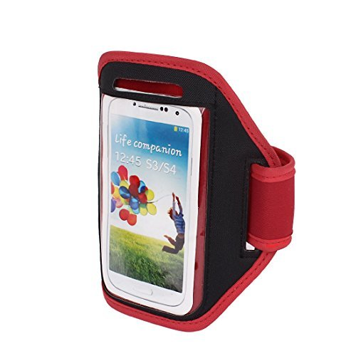 Hüfttasche Schutzetui Samsung Galaxy S3 mini Handyhülle Sport Bauchtasche Joggen Sporttaschen & Rucksäcke