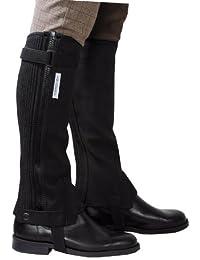 USG Botas de equitación para hombre marrón talla 44