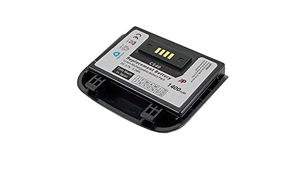 1430 mAh Intermec CS40 Replacement Battery GC4460 and 1005CP01 Scanners