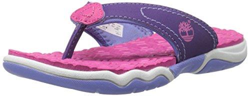 Timberland Adventure Seeker TH Sandal (Little Kid) Purple/Pink