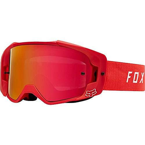 Fox Gogle Vue Red - glass Red Spark