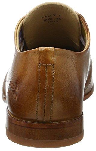Melvin & Hamiltonsally 1 - Chaussures À Lacets Woman Braun (venice Tan Ls-nat)